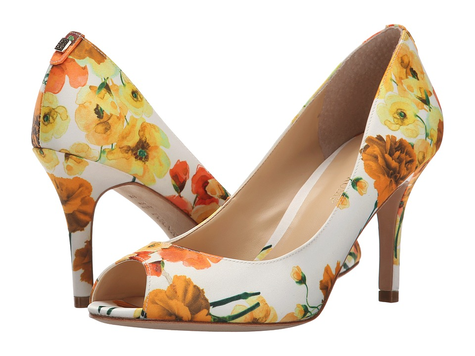 Ivanka Trump - Cleo 4 (Yellow Multi) High Heels