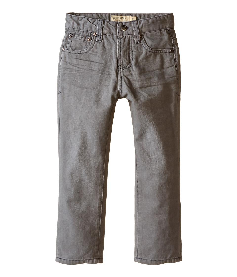 Lucky Brand Kids - Uptown Slim Fit Jeans (Little Kid/Big Kid) (Castlerock) Boy's Jeans