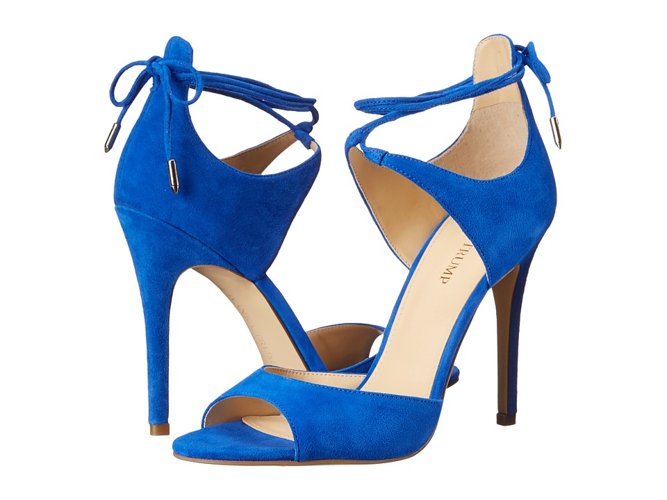 Ivanka Trump - Holidae (Bright Sapphire Suede) Women's Shoes