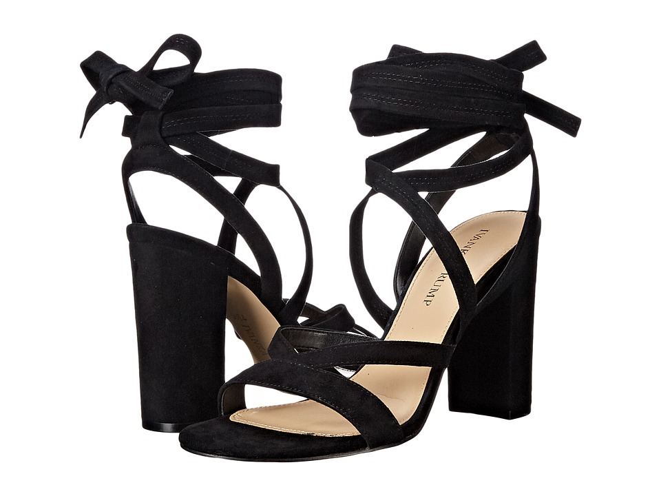 Ivanka Trump - Kieran (Black/Savoy Suede) Women's Dress Sandals
