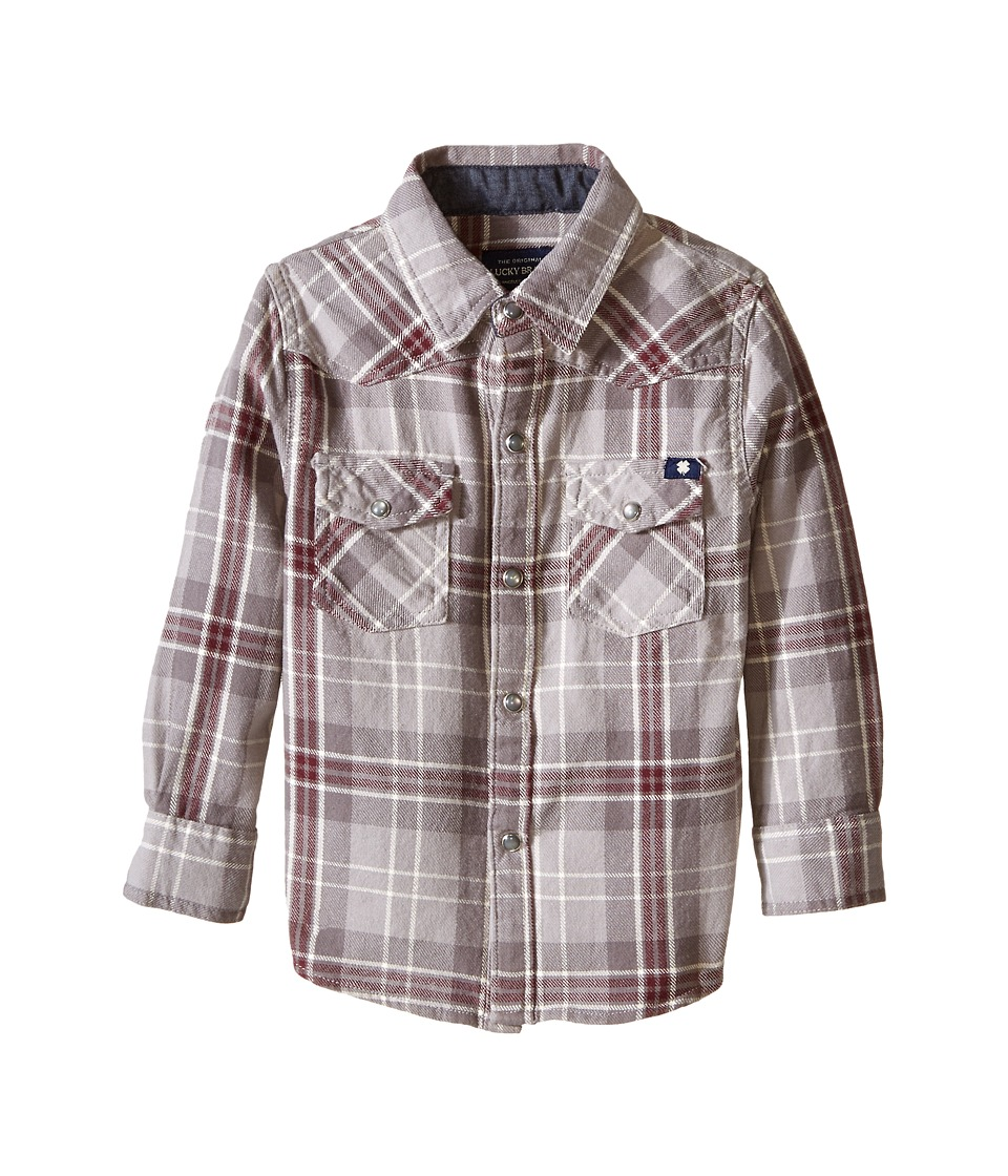 Lucky Brand Kids - Legend Western (Toddler) (Griffin) Boy's Clothing