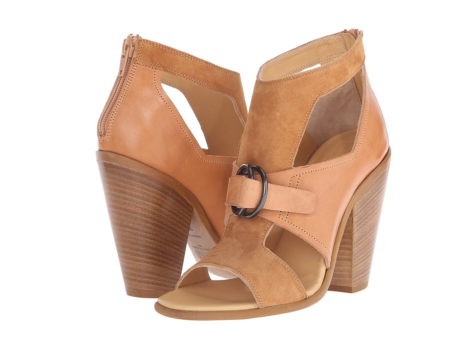 MM6 Maison Margiela Harness Sandal (Tan) Women