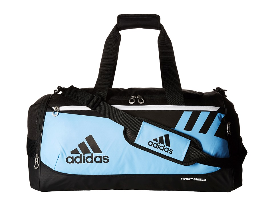 adidas - Team Issue Small Duffel (Collegiate Light Blue) Duffel Bags