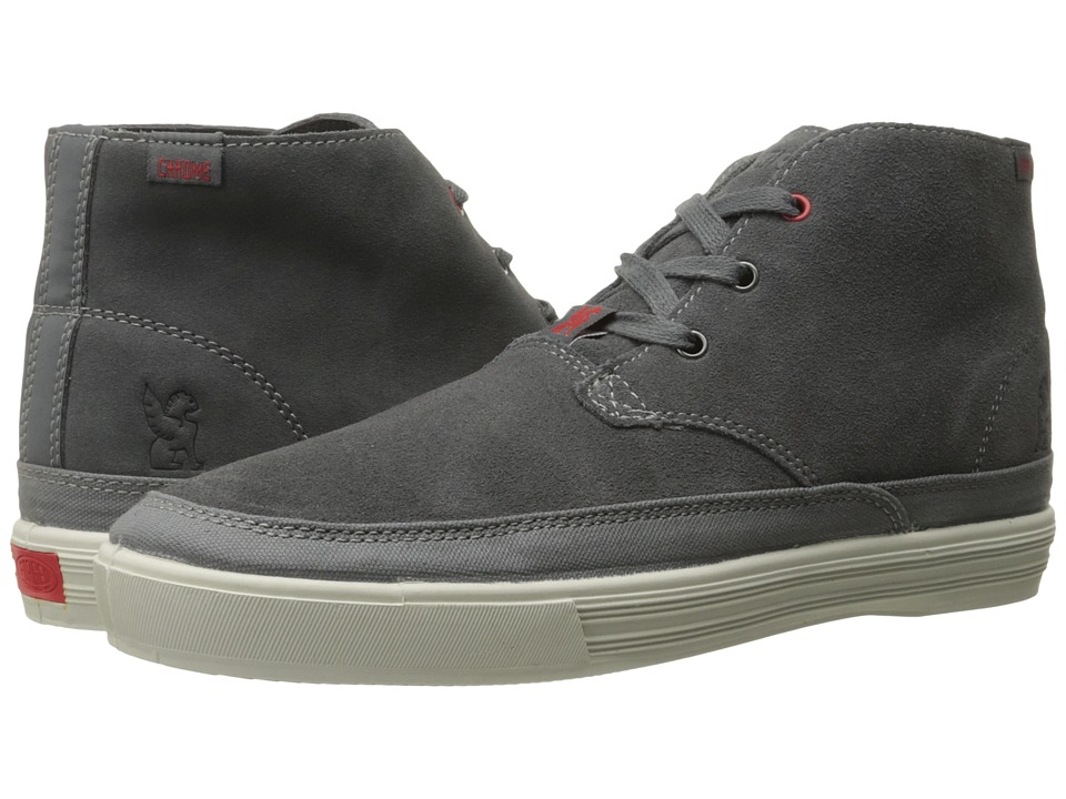 Chrome - Suede Forged Chukka (Wrench/Off-White) Athletic Shoes