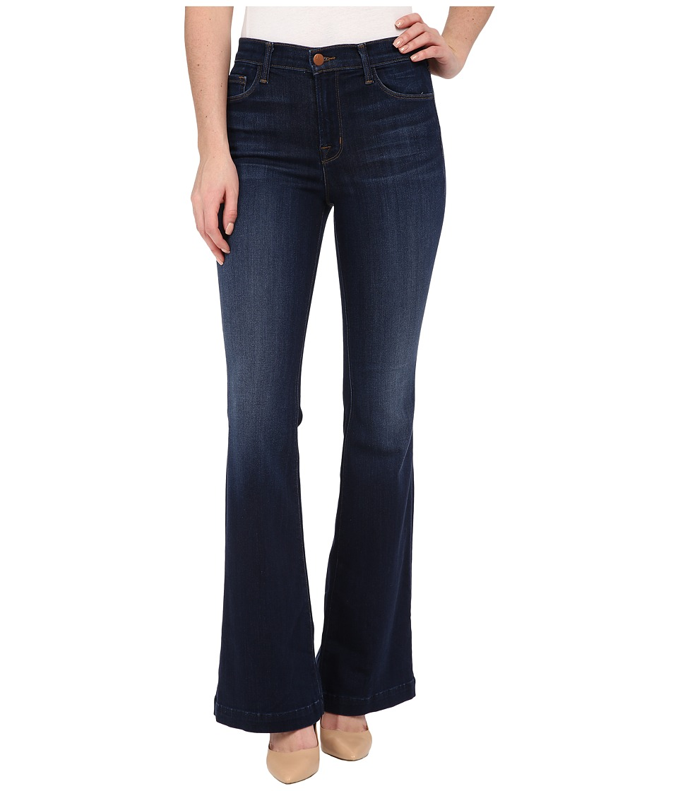J Brand - Maria Flare in Overload (Overload) Women's Jeans