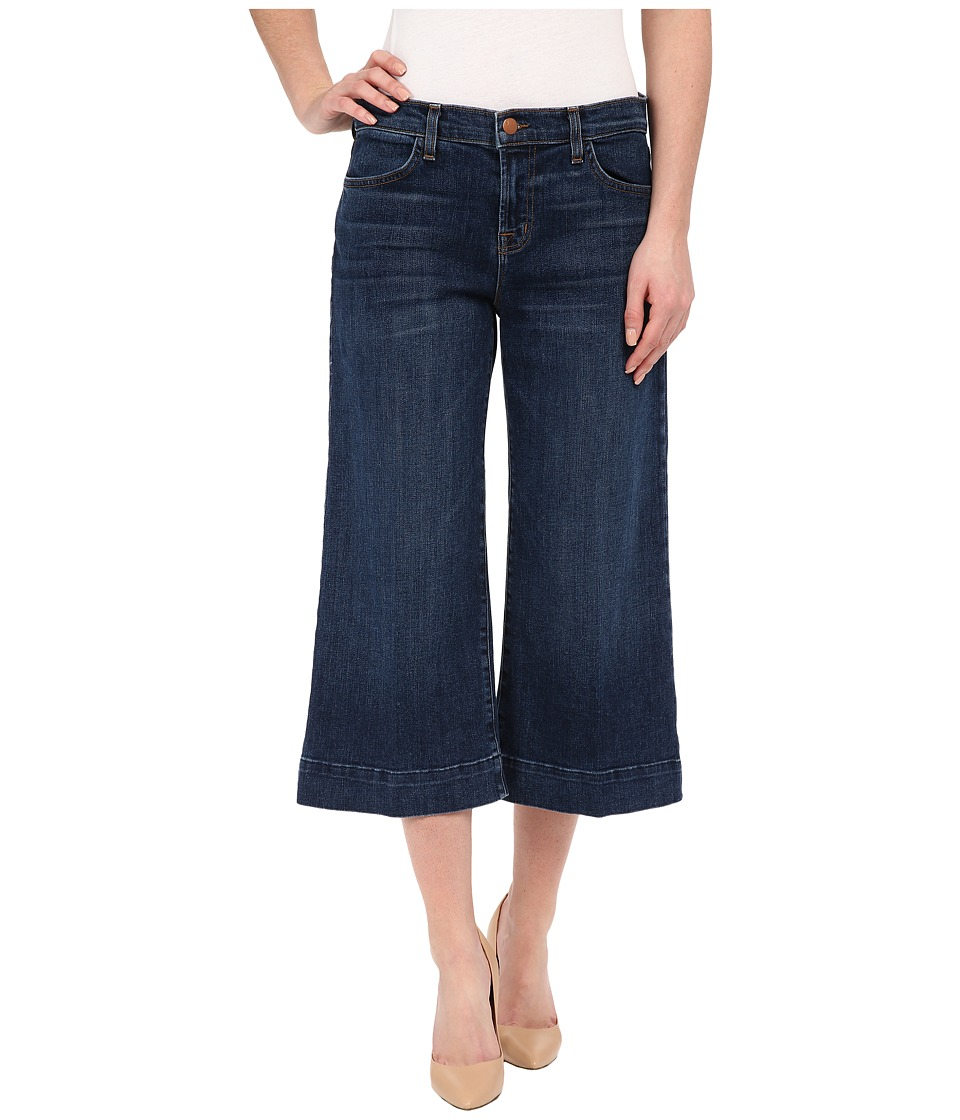 J Brand - Liza Five-Pocket Culotte in Virtue (Virtue) Women's Jeans