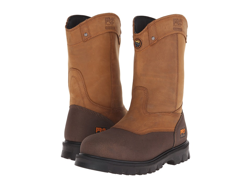 Timberland - Rigmaster Wellington Waterproof Boots (Brown) Men's Waterproof Boots