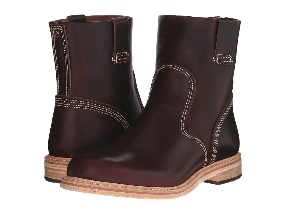 Timberland Boot Company - Coulter Pull On Boot (Dark Brown) Men's Pull-on Boots