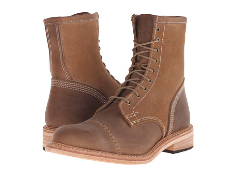 Timberland Boot Company - Coulter 9 Eye Boot (Brown) Men's Boots