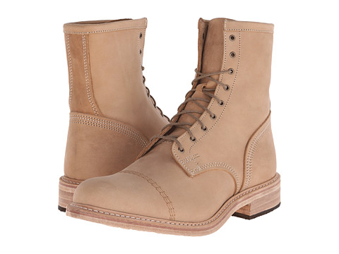 Timberland Boot Company - Coulter 9 Eye Boot (Wheat) Men's Boots