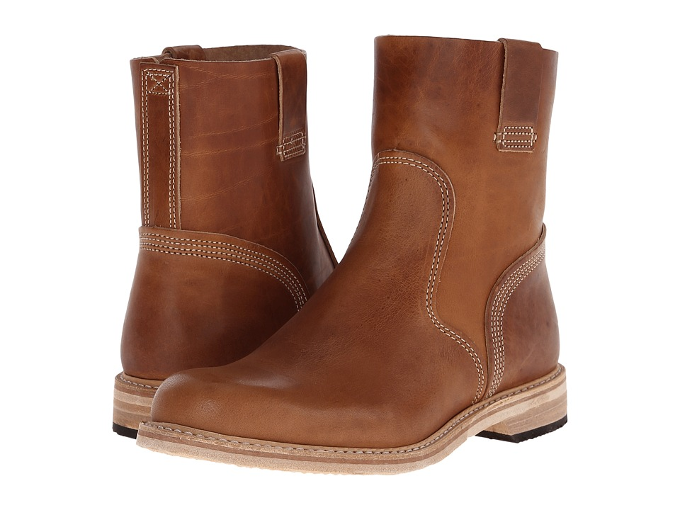 Timberland Boot Company - Coulter Pull On Boot (Rust) Men's Pull-on Boots