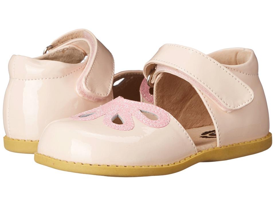 Livie & Luca - Petal (Toddler/Little Kid) (Blush) Girl's Shoes