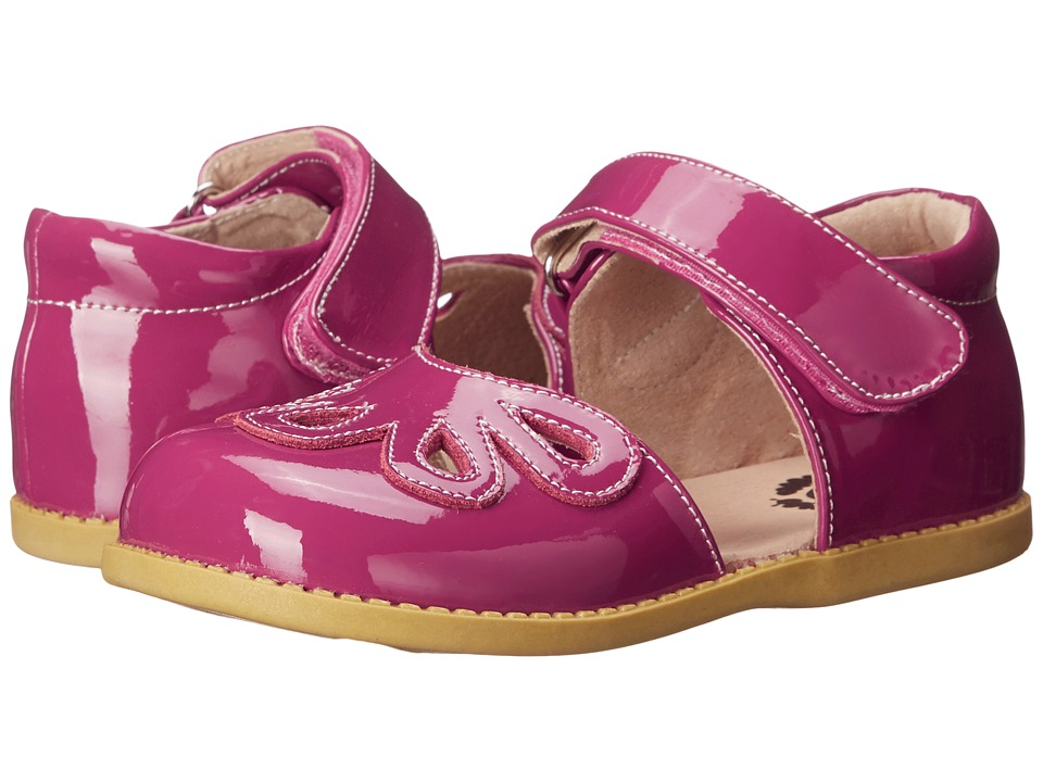 Livie & Luca Petal (Toddler/Little Kid) (Fuchsia) Girl