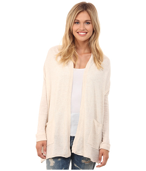 UPC 882800686932 product image for Billabong - Outside The Lines Cardigan  (White Cap) Women s ... 95353e417