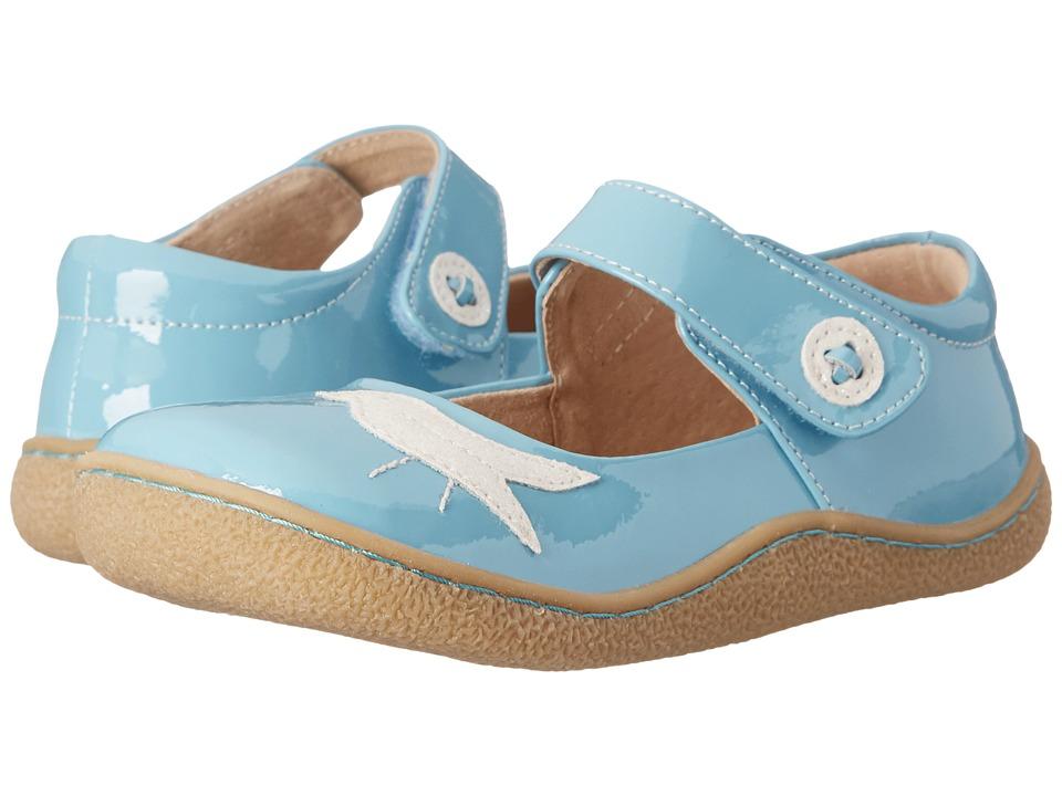 Livie & Luca - Pio Pio (Toddler/Little Kid) (Sky Blue) Girl's Shoes