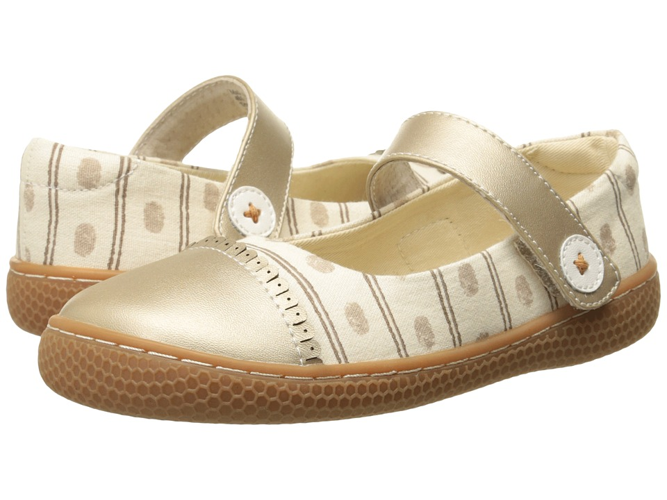 Livie & Luca - Skipper (Toddler/Little Kid) (Pearl Shimmer) Girl's Shoes