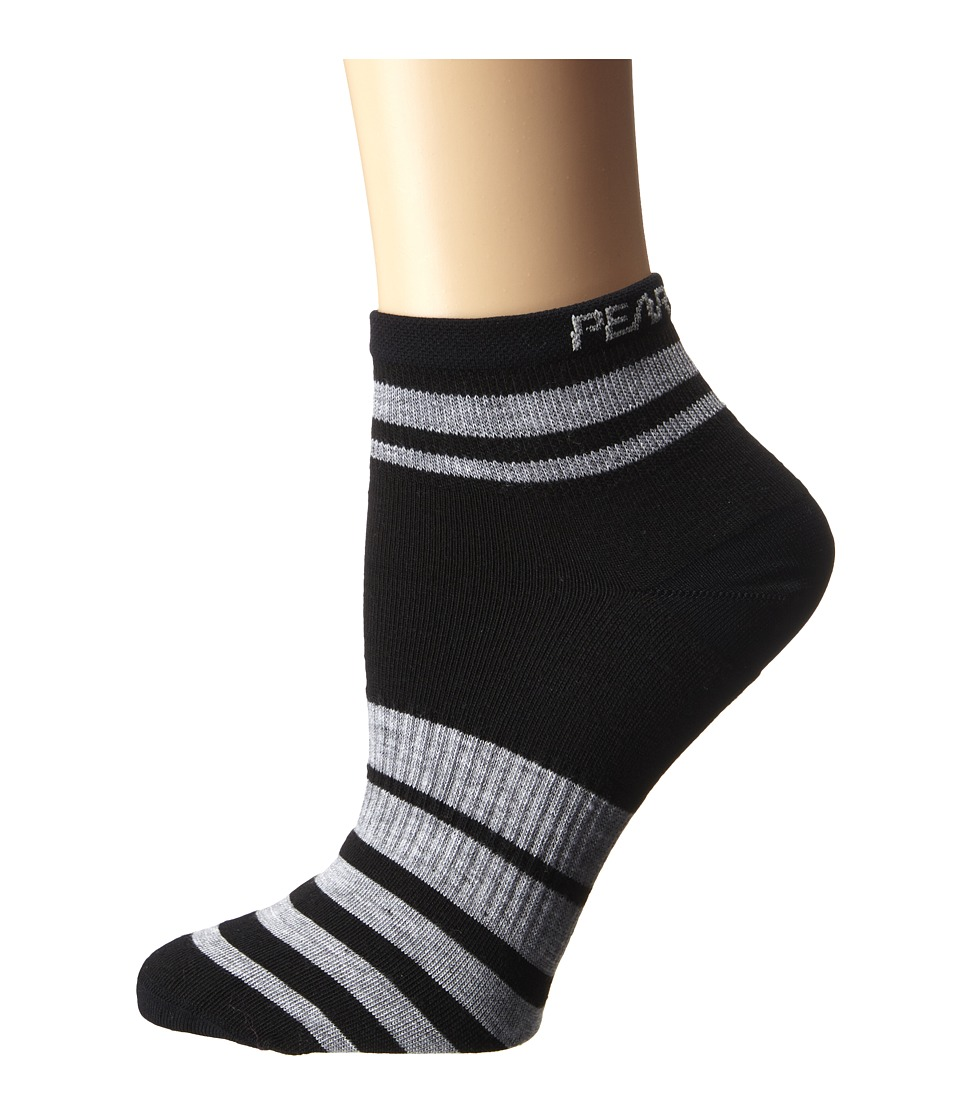 Pearl Izumi - W Elite Sock (PI Core Black) Women's Crew Cut Socks Shoes