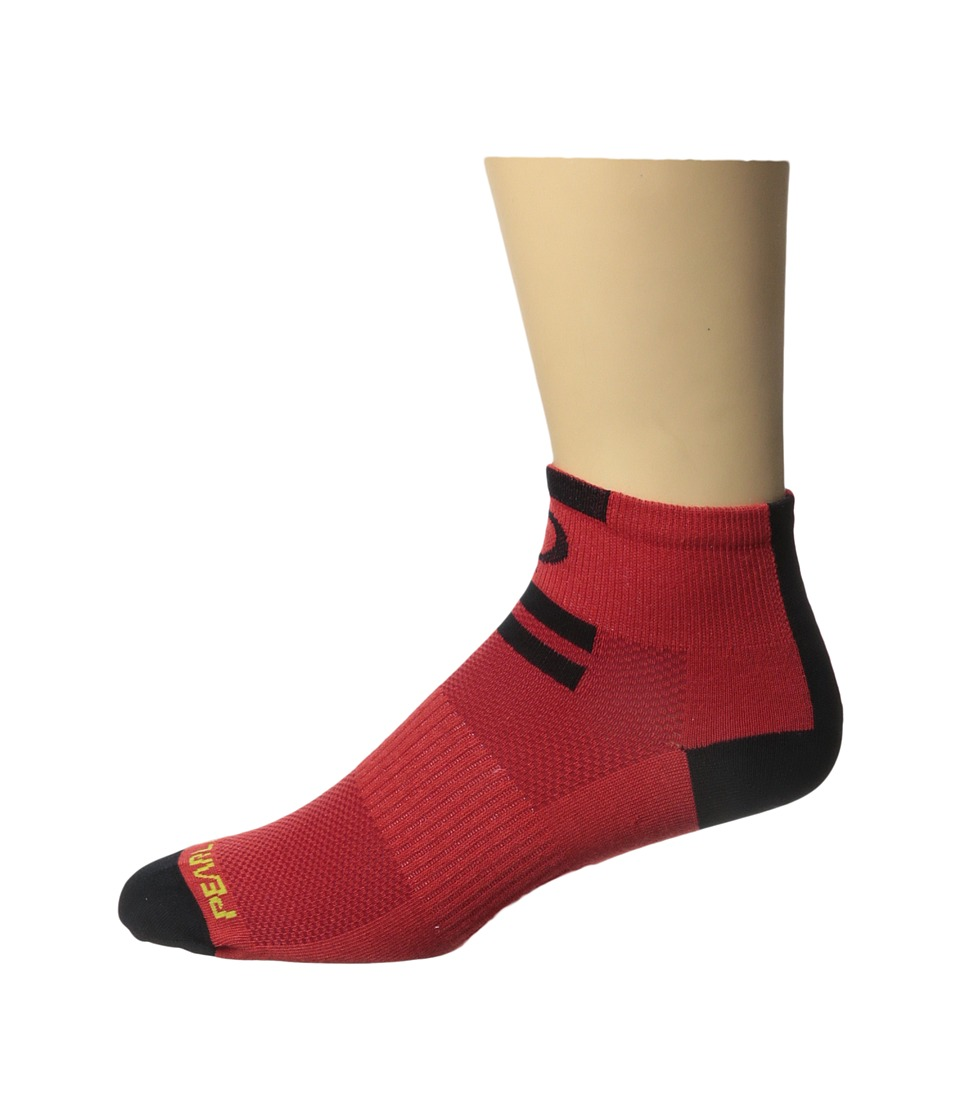Pearl Izumi - Elite Low Sock (Red) Men