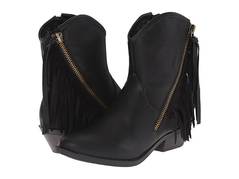 Report - Davey (Black) Women's Zip Boots