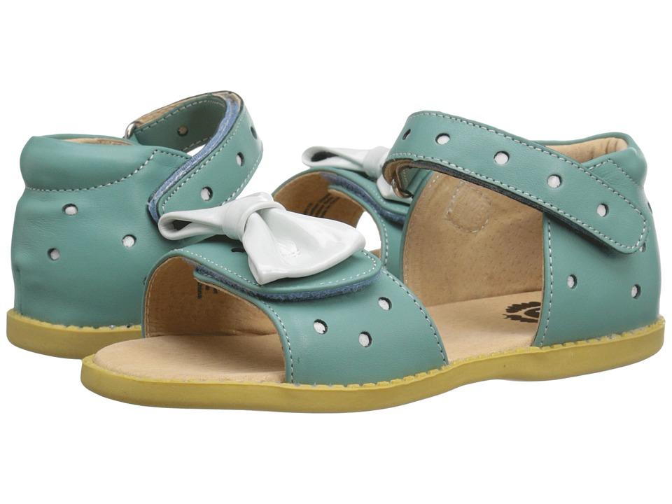 Livie & Luca - Minnie (Toddler/Little Kid) (Light Blue) Girls Shoes