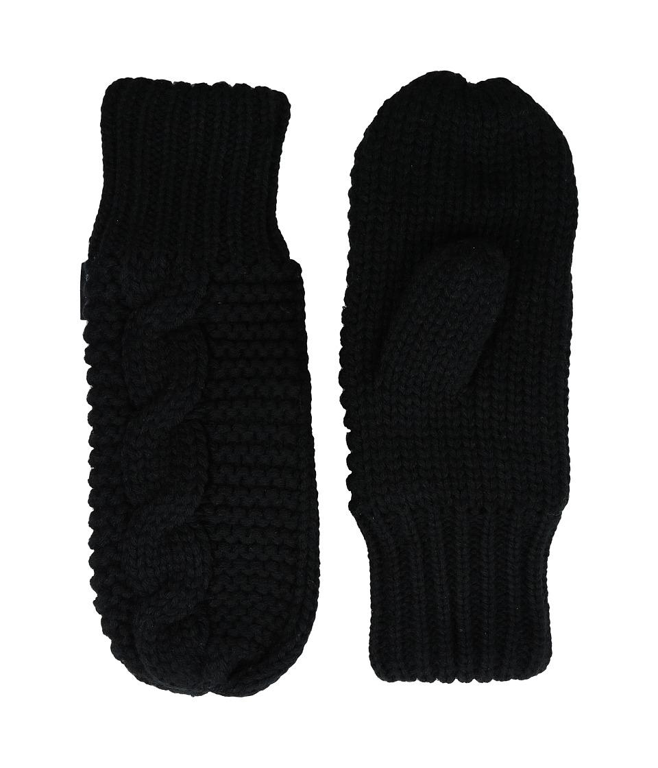 BULA Lulu Mitten (Black) Over-Mits Gloves