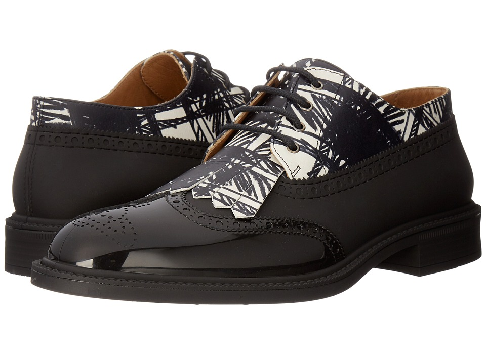 Vivienne Westwood Lace-up Brogue (White/Black) Men