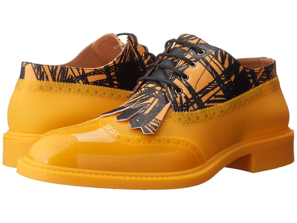 Vivienne Westwood Lace-up Brogue (Yellow/Black) Men