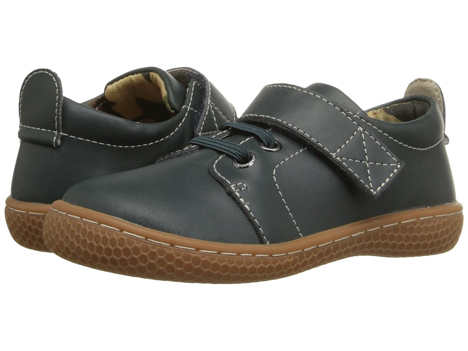 Livie & Luca - Grip (Toddler/Little Kid) (Vintage Blue) Boys Shoes