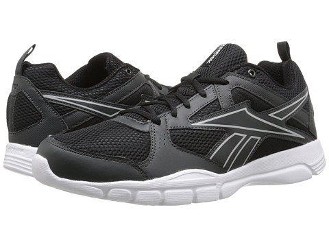 Reebok - Trainfusion 5.0 (Black/Gravel/Steel) Men