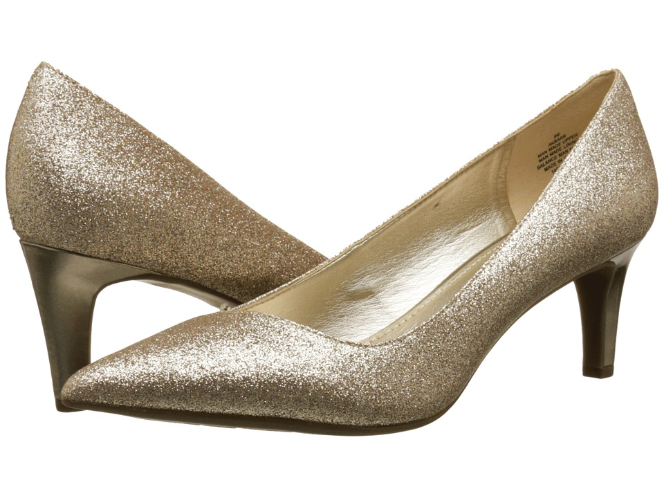 Anne Klein Barb (Dark Taupe Synthetic) High Heels