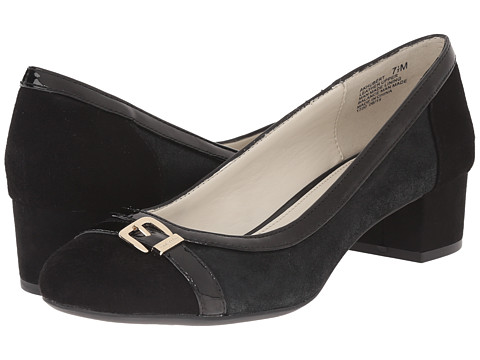 Anne Klein - Hubert (Black Multi Reptile) Women's 1-2 inch heel Shoes