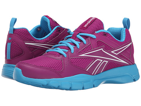 Reebok - Trainfusion 5.0 (Fierce Fuchsia/White/California Blue) Women's Shoes
