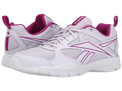 Reebok - Trainfusion 5.0 (Lilac Ice/Fierce Fuchsia/White) Women