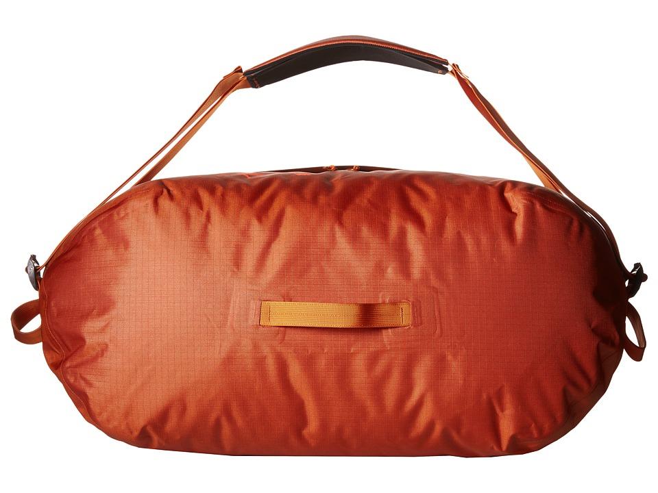 Arc'teryx - Carrier Duffel 75 (Umber) Duffel Bags