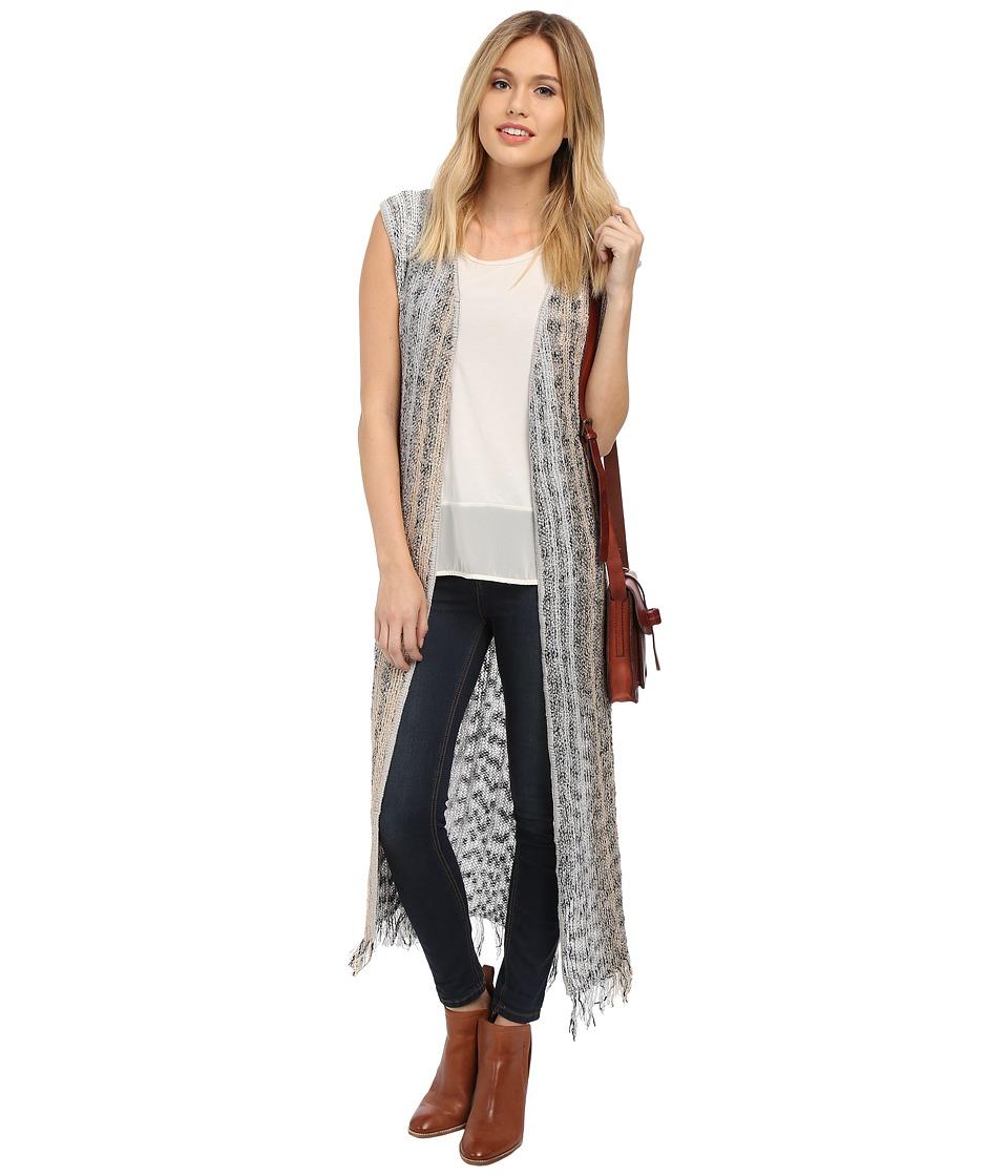 BCBGeneration - Knit Vest (Wheat) Women's Vest