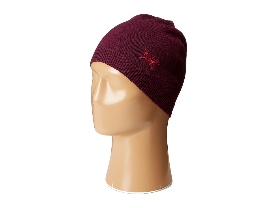 Arc'teryx - Vestigio Beanie (Chandra Purple) Caps