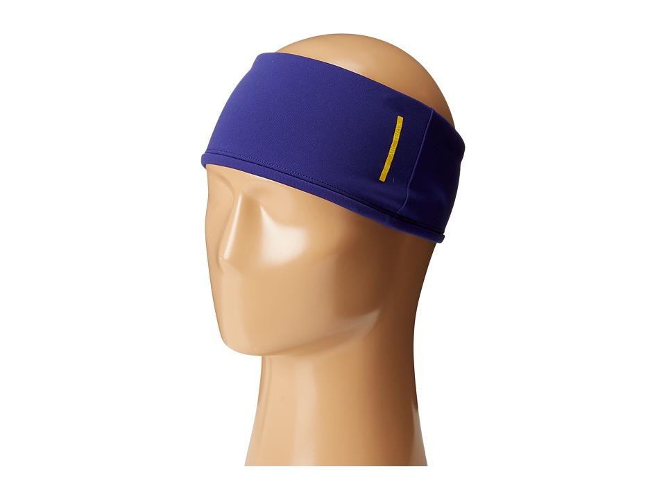 Arc'teryx - Phase AR Headband (Azul) Knit Hats