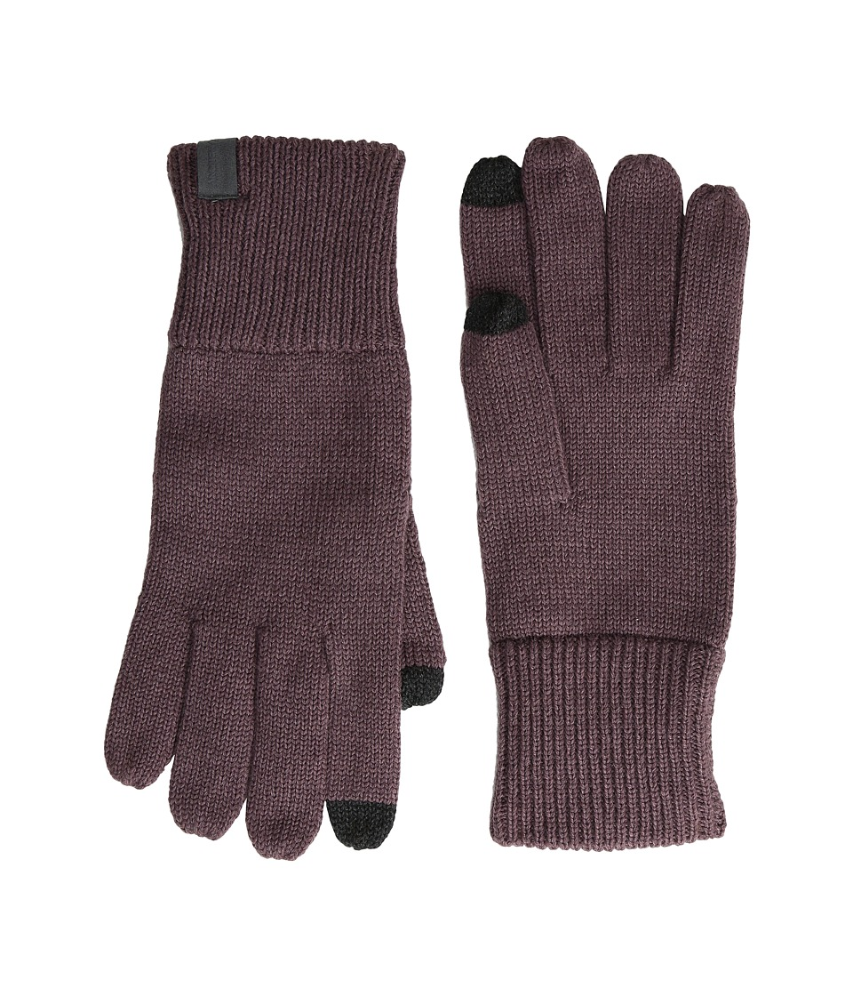 Arc'teryx - Diplomat Gloves (Plum Rose) Wool Gloves