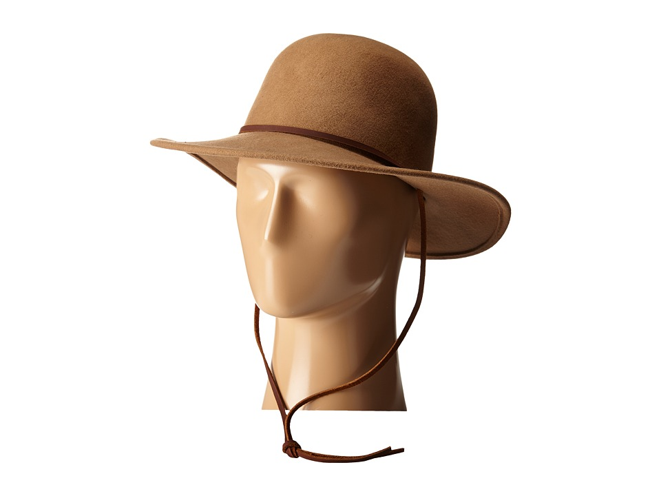 Brixton - Tiller Hat (Tan) Traditional Hats