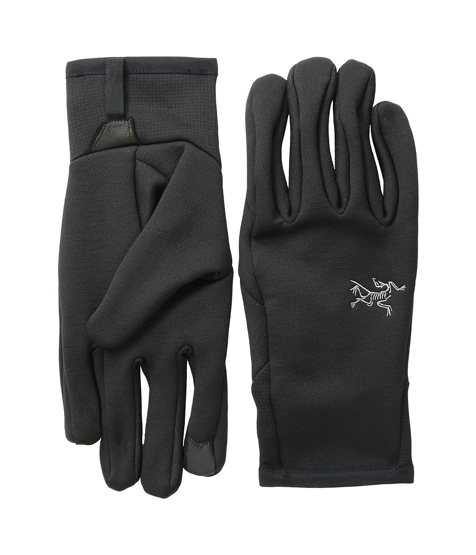 Arc'teryx - Ignis Gloves (Black) Wool Gloves