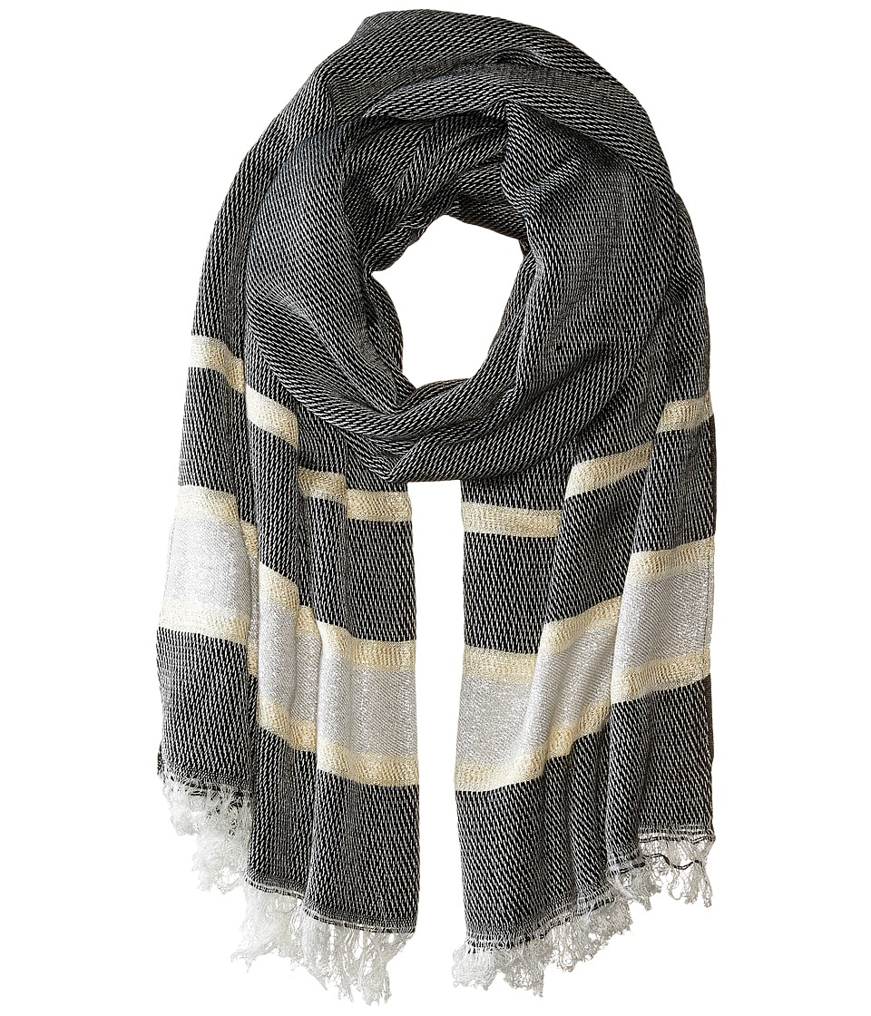 BCBGeneration - Luxe Livin Scarf (Black) Scarves