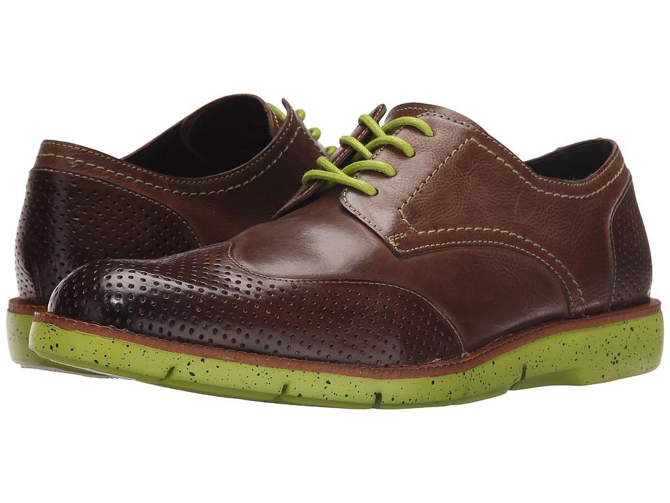 Donald J Pliner - Edd (Expresso) Men's Lace up casual Shoes