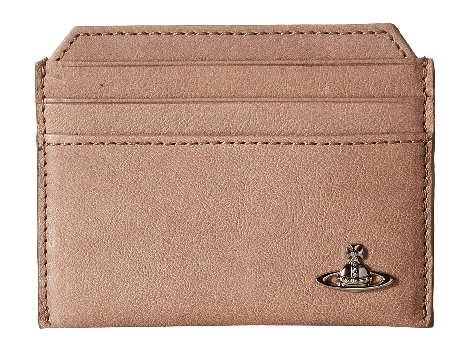 Vivienne Westwood - Freddie Card Holder (Grey) Credit card Wallet