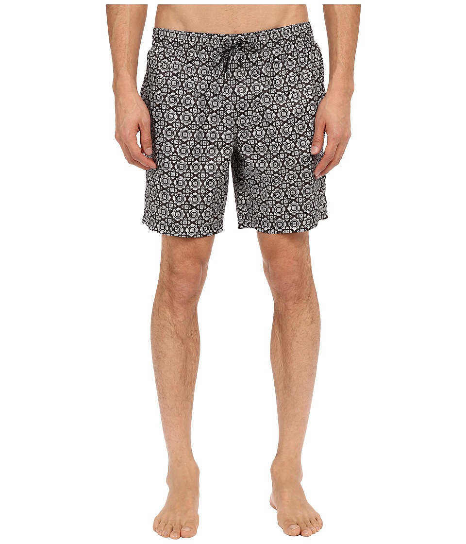 Dolce & Gabbana - Swim Trunk (Geo Print) Men's Swimwear