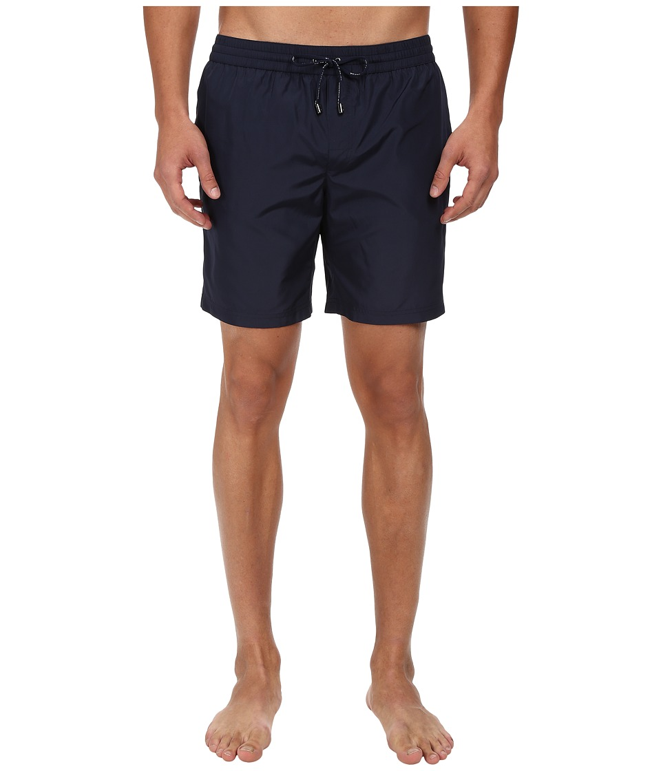 Dolce & Gabbana - Swim Trunk (Solid Blue) Men's Swimwear
