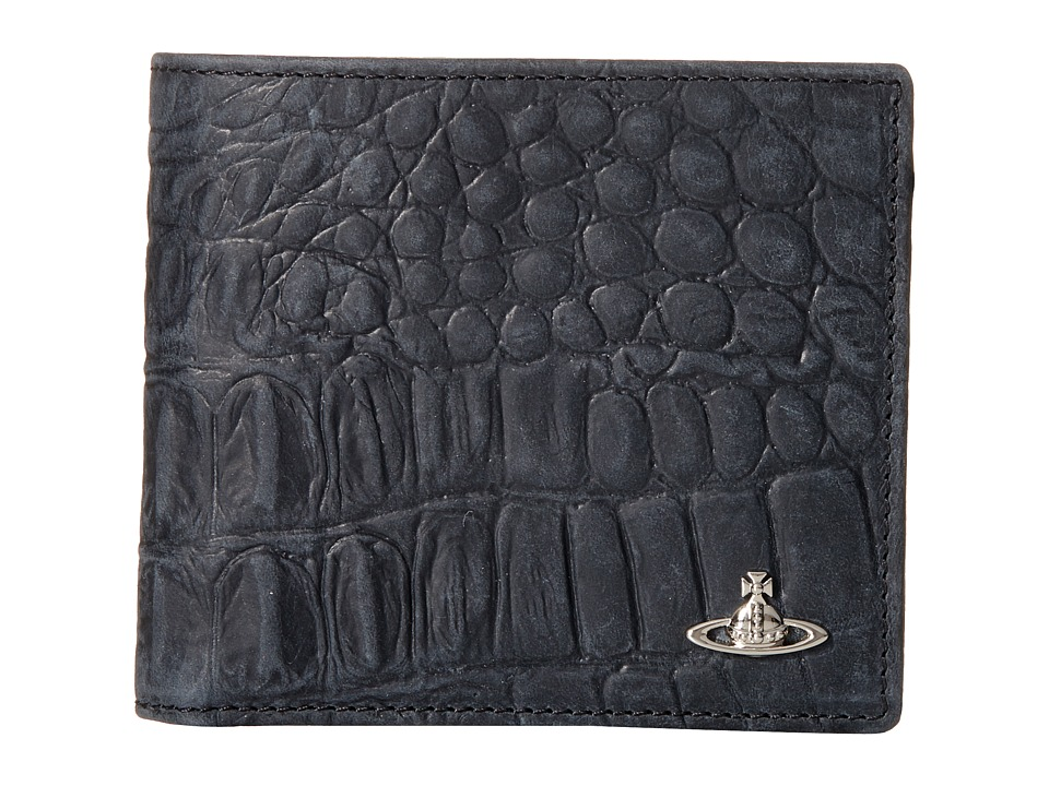 Vivienne Westwood - Amazon Wallet (Black) Wallet Handbags