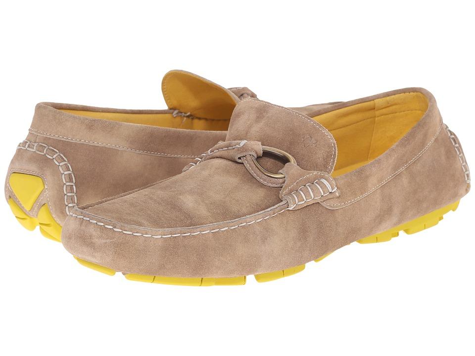Donald J Pliner - Herb (Tan) Men's Slip on Shoes