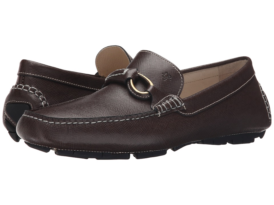 Donald J Pliner - Herb (Expresso) Men's Slip on Shoes