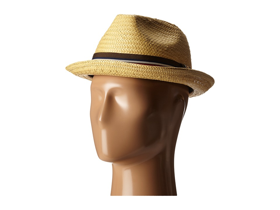 Brixton - Castor (Tan) Traditional Hats