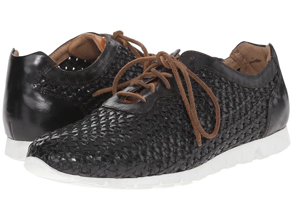 Donald J Pliner - Heston (Black) Men's Lace up casual Shoes